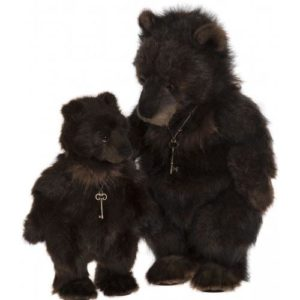Charlie Bears Grizelle And Grace SOLD OUT