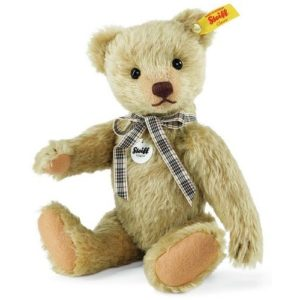Classic Teddy Bear Brass