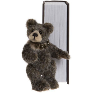 "CB191971C CHARLIE BEARS SNEAKY PEEK - FROM THE PLUSH HUG BOOK COLLECTION  Size: 5"" (13cm)"