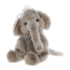 "SJ5947 10½"" (27cm)  ISABELLE COLLECTION CLARABELLE (ELEPHANT) SOLD OUT"