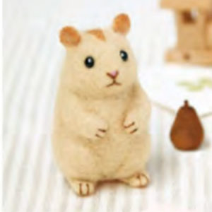 H441-488 Djungarian Hamster - Aclaine