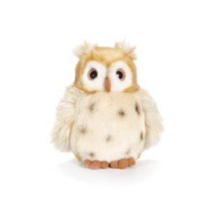 WWF Plush Owl Plush 6 inches
