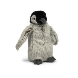 WWF Plush Standing Baby Penguin 6 inches