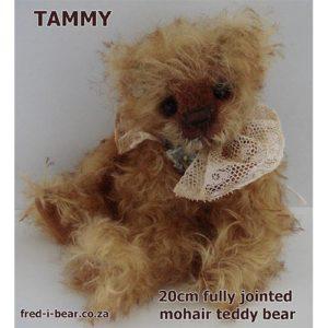 FBT Tammy Mohair Kit  20cm
