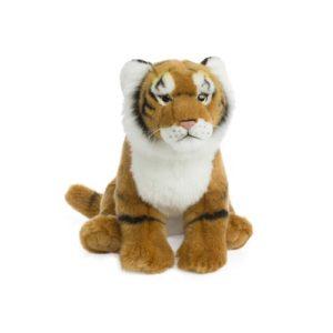 WWF Plush Tiger Floppy 12 Inches