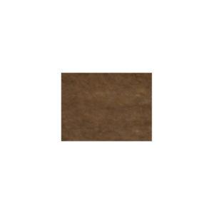 313 Chocolate mini fabric ± 1mm pile 23 x 25 cm