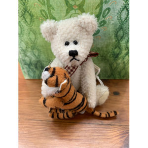 FBMLC Teddy Bear  & Tiger