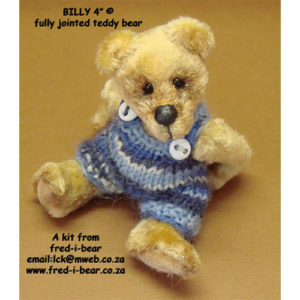 "FBB Billy 4"" Viscose Kit"