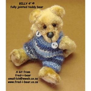 """FBB Billy 4"""" Viscose Kit"""