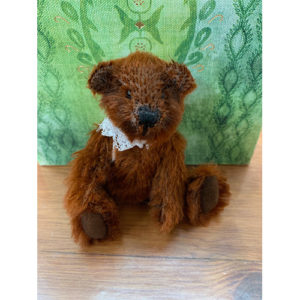 FBIR Bruno Teddy Bear Adopted