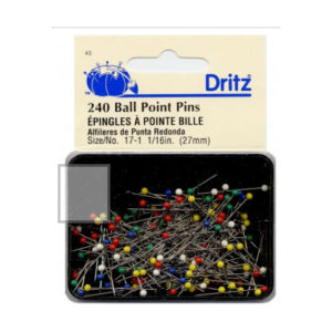 DR143 Ball Point Pins