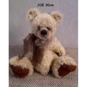 FBJ Joe 30cm Mohair Kit