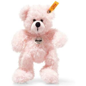 113802 STEIFF LOTTE TEDDY BEAR PINK