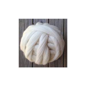 FBM Merino Wool White