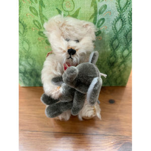 FBMLC Teddy Bear & Elephant