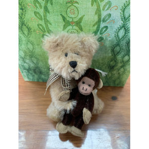 FBMLC Teddy Bear & Monkey