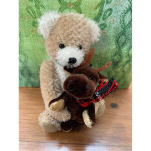 FBMLC Teddy Bear & Moose