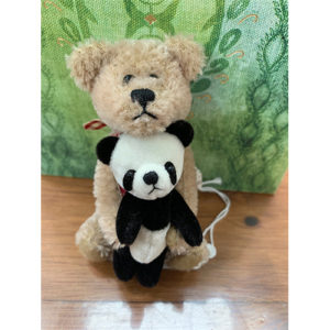 FBMLC Teddy Bear & Panda