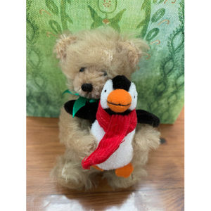 FBMLC Teddy Bear & Penguin