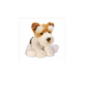"FBDOG  5""Sitting Dogs"