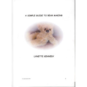 FBLK Simple Guide to Teddy Bear Making.