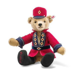 Nutcracker Teddy bear 006876
