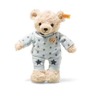 Teddy & Me Teddy boy baby with pyjamas 241642