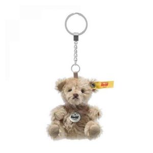 STEIFF 040382 Pendant Mini Teddy bear, cinnamon