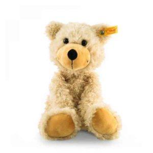 STEIFF 116001  Heat Cushion Charly Teddy, Beige