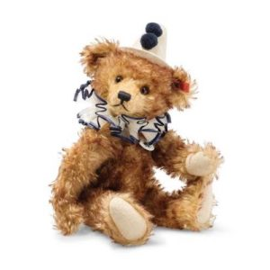 STEIFF  403392 Clown Teddy Bear Replica 1926