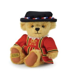 ROYAL BEEFEATER TEDDY BEAR