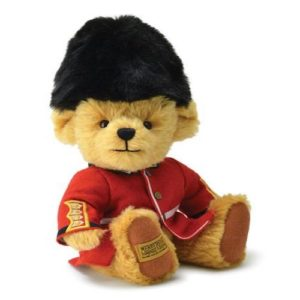 Royal Guardsman Teddy Bear