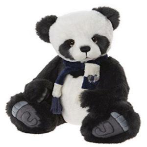 "CB202002A Charlie Bears Piran 15""/38cm Panda"