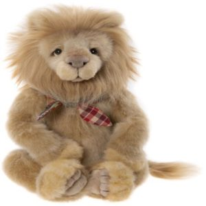 "BB214112 Charlie Bears Bearhouse Pampas 19""/48cm Lion"