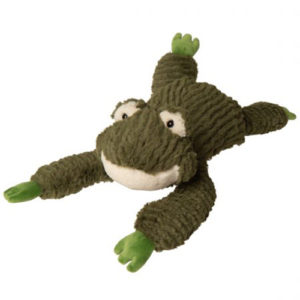 27120 Mary Meyer Cozy Toes  Frog 43cm